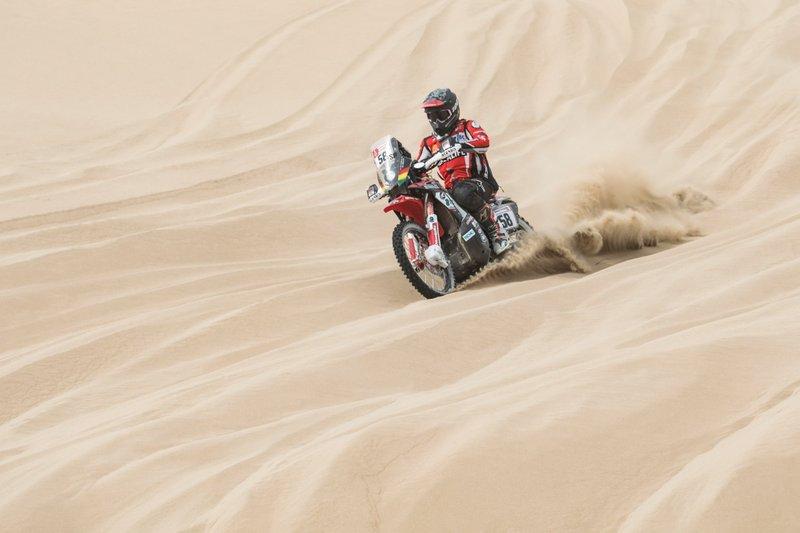 #58 Honda: Walter Nosiglia