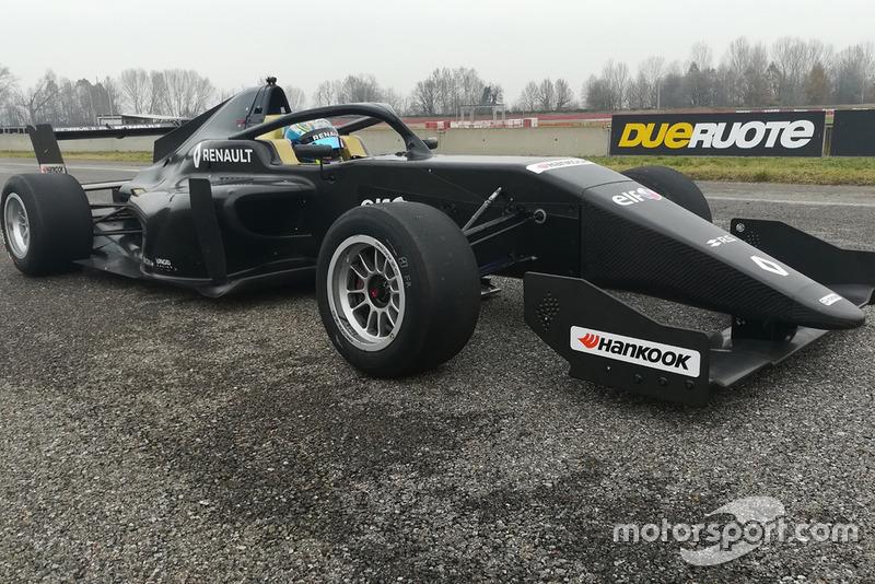 Test Formula Renault Eurocup
