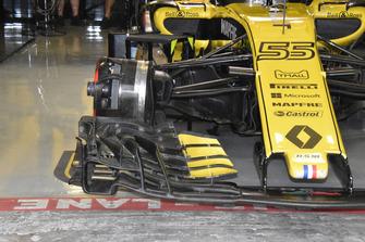Передня частина Renault Sport F1 Team R.S. 18