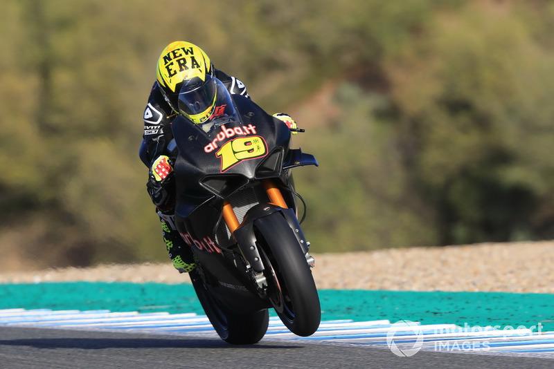 Álvaro Bautista (Aruba.it Racing-Ducati SBK Team)