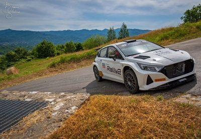 Jari Huttinen, Hyundai i20 N Rally2 - Testy