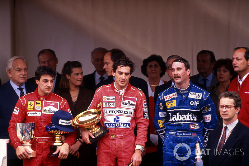 1991: Willians FW14 Renault