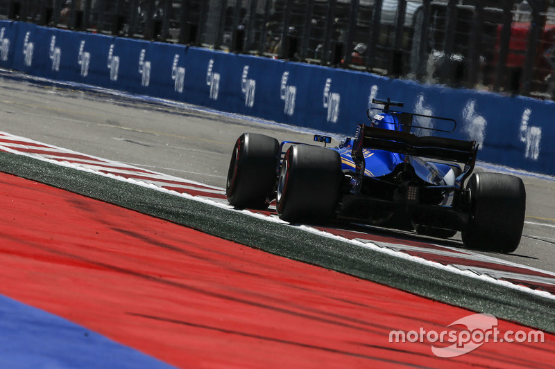 Marcus Ericsson, Sauber C36