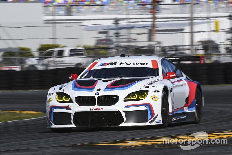#24 BMW Team RLL BMW M6 GTLM: John Edwards, Martin Tomczyk, Augusto Farfus, Kuno Wittmer