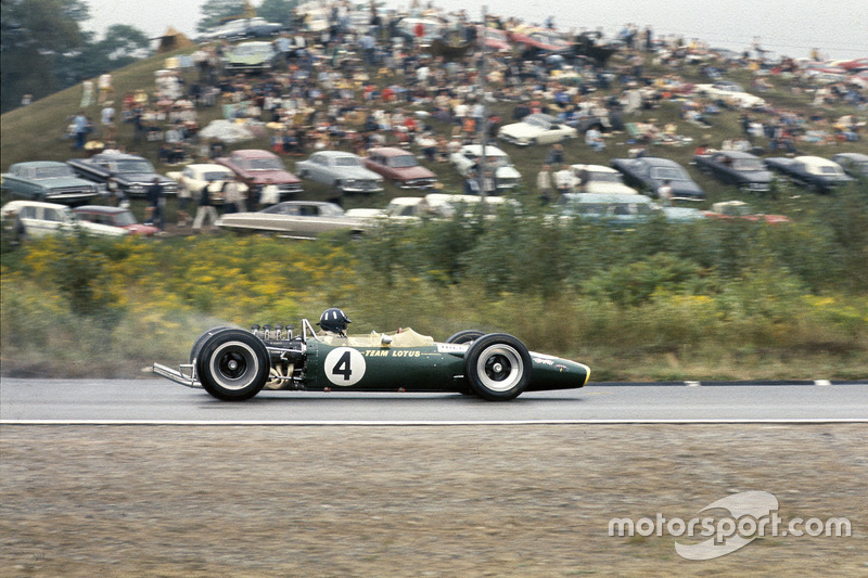 Graham Hill, Lotus 49 Ford