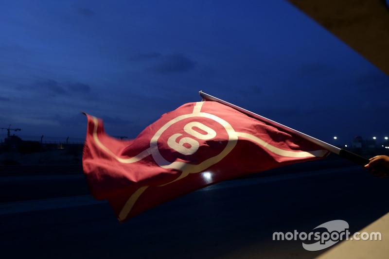 Code 60 flag
