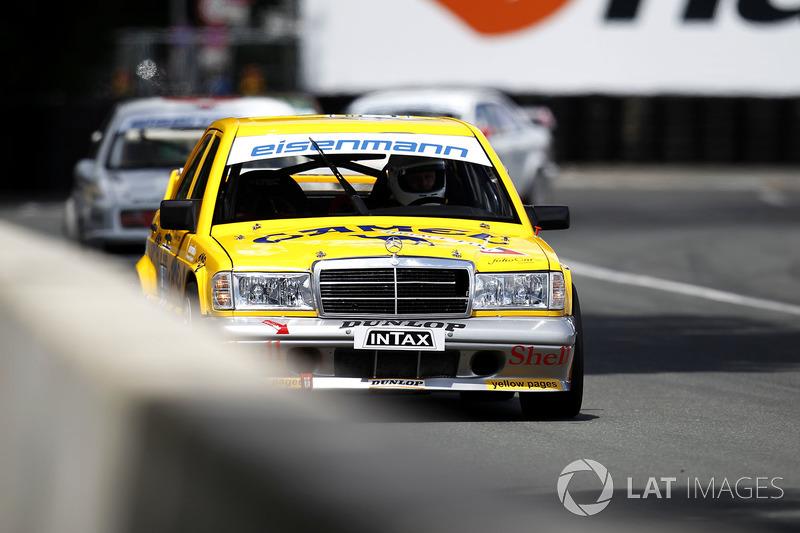 Оливер Селлник, Mercedes 190 DTC