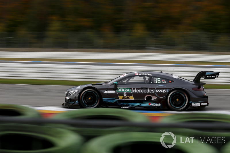 7. Robert Wickens, Mercedes-AMG Team HWA, Mercedes-AMG C63 DTM