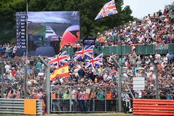 Fans von Lewis Hamilton