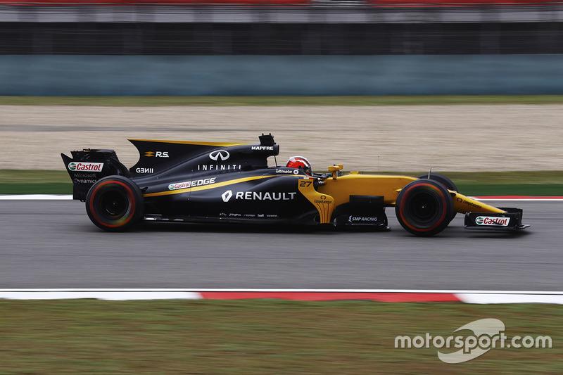7: Нико Хюлькенберг, Renault Sport F1 RS17
