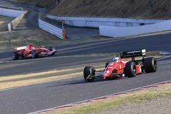 Giuliano Alesi, Ferrari F1/87, Jean Alesi, Ferrari 248 F1