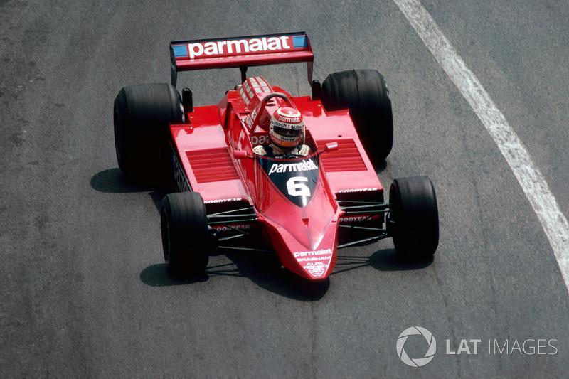 Brabham BT48, двигун Alfa Romeo (1979)