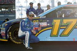 Polesitter: Ricky Stenhouse Jr., Roush Fenway Racing, Ford