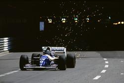 Дэймон Хилл, Williams FW16 Renault