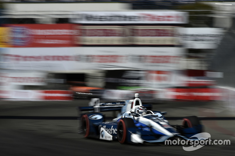 Max Chilton, Chip Ganassi Racing, Honda