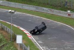Honda Civic Type R EP3 rollover crash