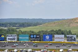 Justin Allgaier, JR Motorsports, Chevrolet; Austin Dillon, Richard Childress Racing, Chevrolet