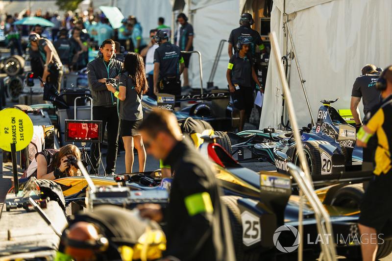 James Barclay, Jaguar Racing