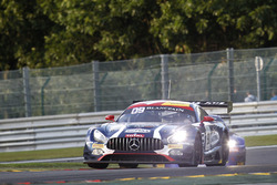 #90 Akka ASP Mercedes-AMG GT3: Макл Мідоуз, Рафаеле Марчелло, Едоардо Мортара