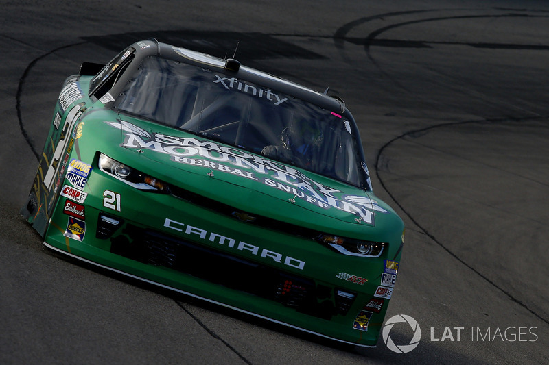 Daniel Hemric, Richard Childress Racing Chevrolet