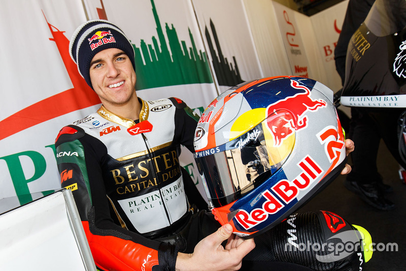 Marcos Ramírez, Bester Capital Dubai at Pruebas en Jerez febrero ...
