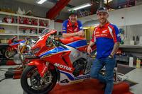 Ian Hutchinson e Lee Johnston, Honda Racing