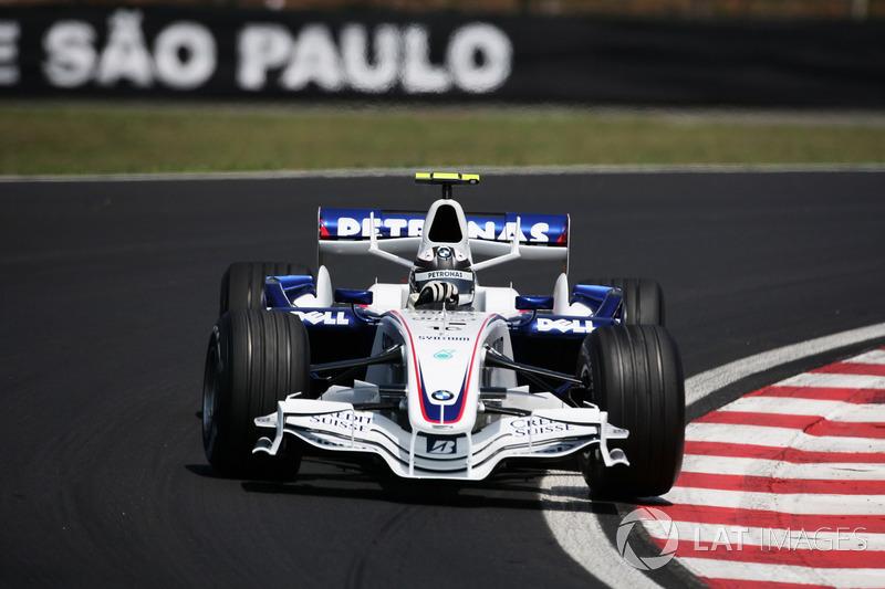 Robert Kubica, BMW Sauber F1.07