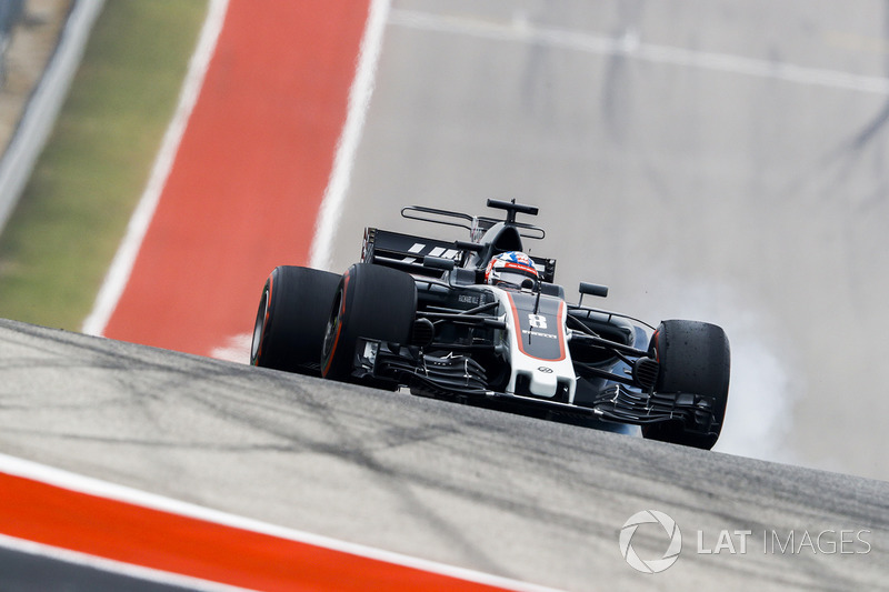 20. Romain Grosjean, Haas F1 Team VF-17