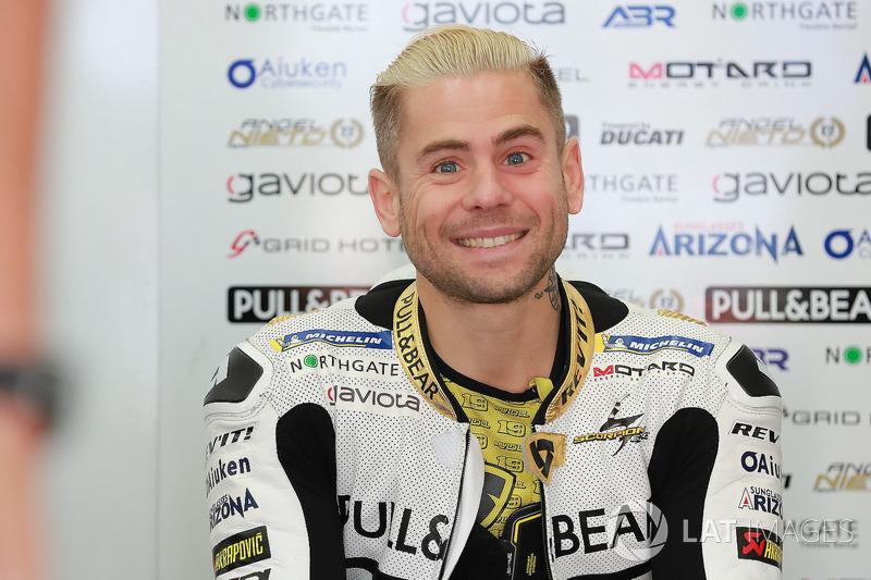 Alvaro Bautista, Angel Nieto Team