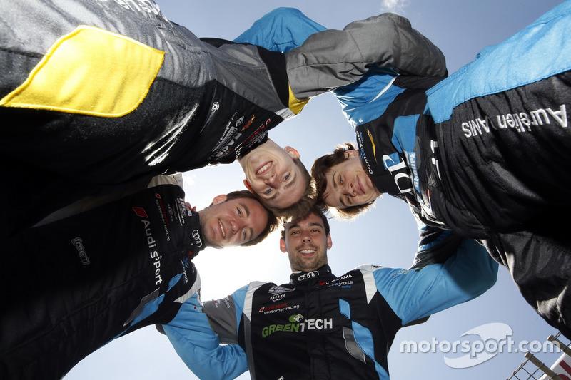 Aurélien Panis, Comtoyou Racing Audi RS 3 LMS, Frédéric Vervisch, Audi Sport Team Comtoyou Audi RS 3