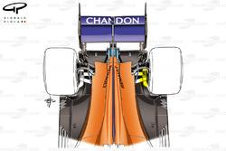 McLaren MCL33 rear