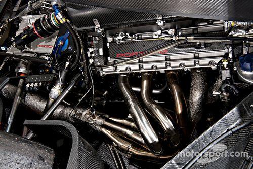 Revelación Porsche LMP2000