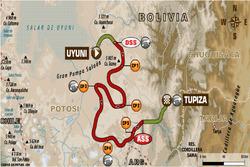 Stage 8: Uyuni - Tupiza
