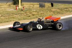 Джеки Оливер, BRM P153