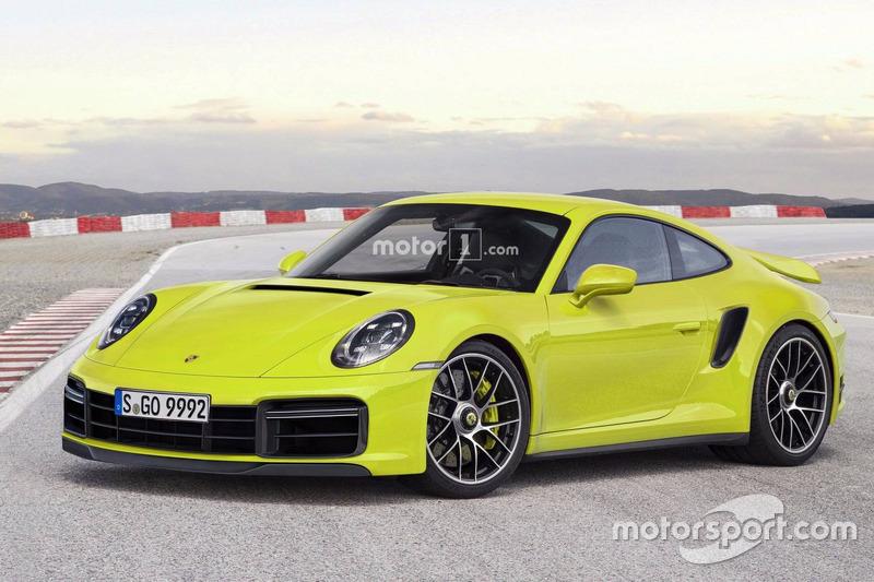 Porsche 911 turbo (2019)