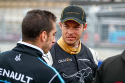 Andre Lotterer, Techeetah, Sébastien Buemi, Renault e.Dams