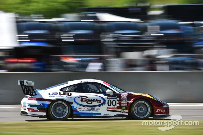 #00 Motorsports Promotions, Porsche 911 GT3 Cup: Corey Fergus