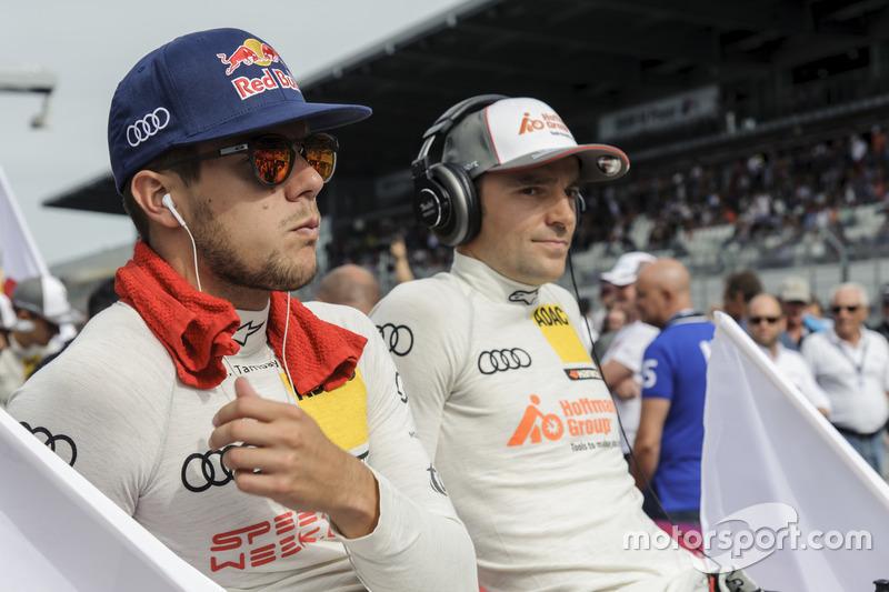 Adrian Tambey, Audi Sport Team Rosberg, Audi RS 5 DTM, Jamie Green, Audi Sport Team Rosberg, Audi RS 5 DTM