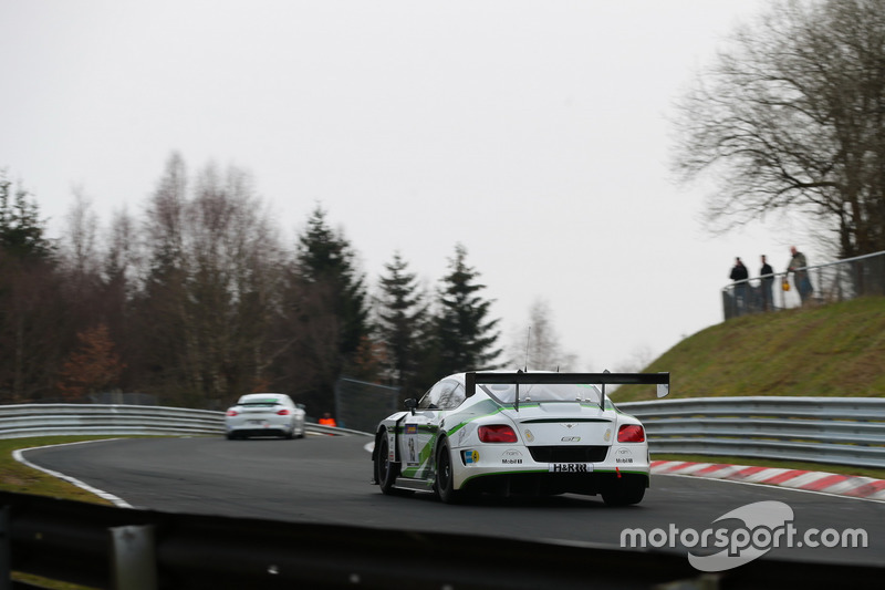 #38 Bentley Team ABT, Bentley Continental GT3