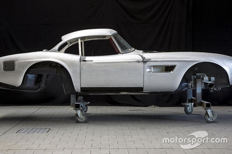 Der restaurierte BMW 507 von Elvis Presley