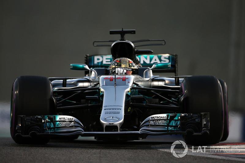 Voiture de course de l'année : Mercedes W08 EQ Power+