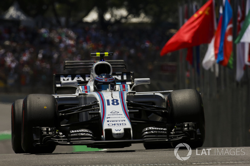 "16. Lance Stroll, Williams - ""Alles ging dit weekend verkeerd"""