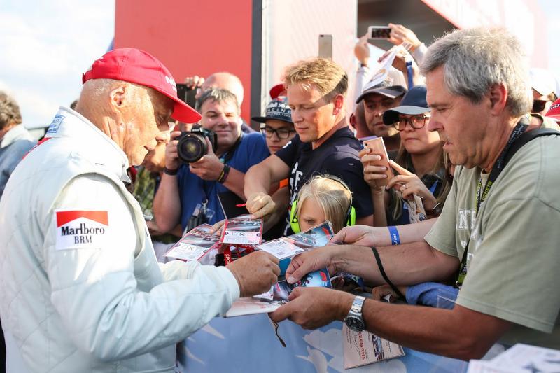 Niki Lauda, BMW 3.0 CSL