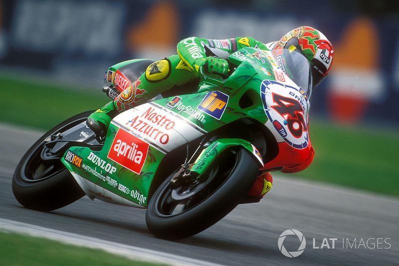 1999 - Aprilia (250cc Imola)