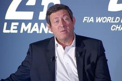 Gérard Neveu, CEO de WEC