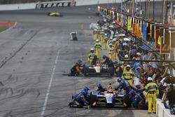 Пит-стоп: Александр Росси, Andretti Autosport Honda
