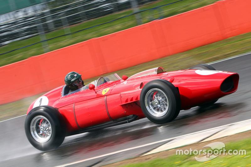 Martin Brundle, Ferrari 246