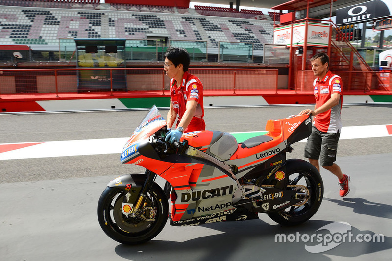 Moto Ducati Team
