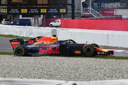 Разворот: Макс Ферстаппен, Red Bull Racing RB14