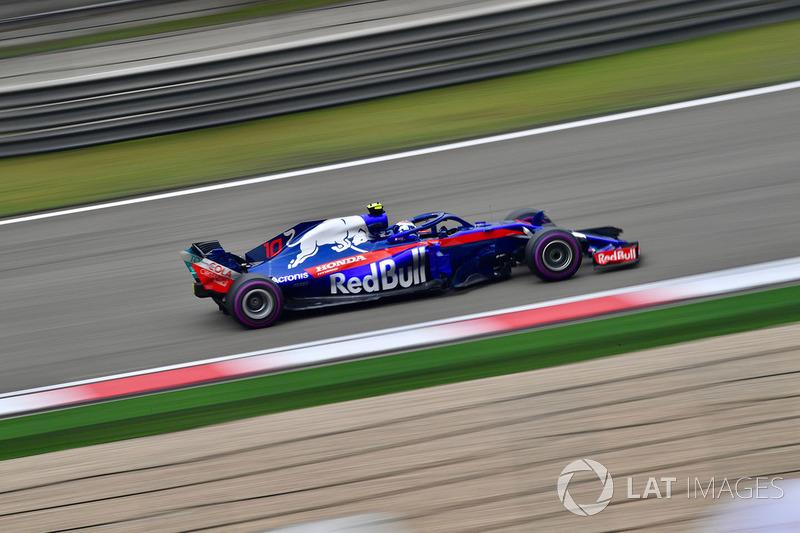 18. Pierre Gasly, Scuderia Toro Rosso STR13*
